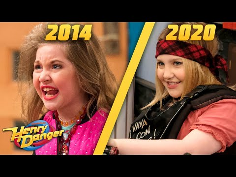 Piper's FREAK OUTS Through The Years! | Henry Danger