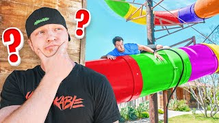 INSANE Waterpark HIDE & SEEK Challenge!
