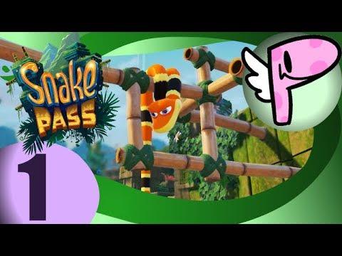 Snake Pass (pt.1)- Full Stream [Panoots] + Art