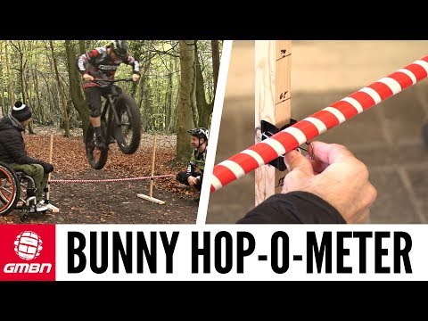 Improve Your Bunny Hops With A Hop-O-Meter | Mountain Bike Skills