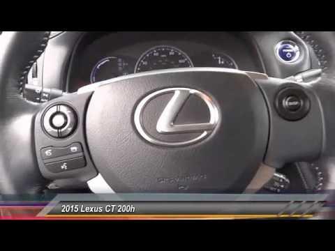 2015 Lexus CT 200h COSTA MESA,NEWPORT BEACH,HUNTINGTON BEACH & IRVINE H275943A