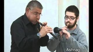 Hagop Kelougian - Amen Aravod - Armenian duduk