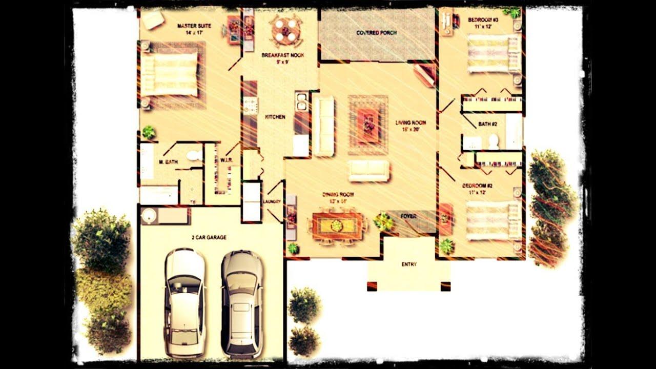Google Sketchup Floor Plans