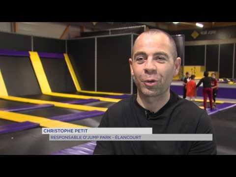 """""""O'Jump Park"""" : Bondissez dans le 1er parc à trampolines des Yvelines"""