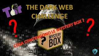#1 ♦ Cosa Contengono le Mystery Box Vendute sul Dark Web? ♦