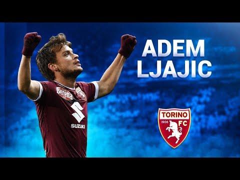 Adem Ljajić ● Goals, Assists & Skills - 2017/2018 ● Torino