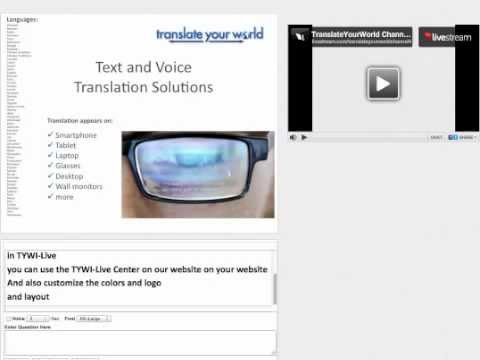 Real-Time Voice Translation Software by Translate Your ...