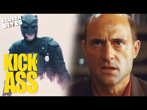 Kick-Ass | Big Daddy Shoots Hit Girl | Nicolas Cage