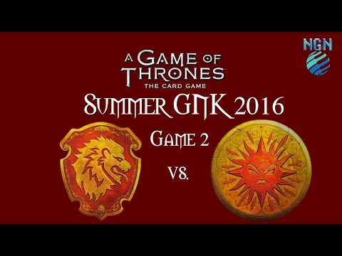 Game of Thrones Card Game | Summer Game Night Kit (October 2016) - Game 2