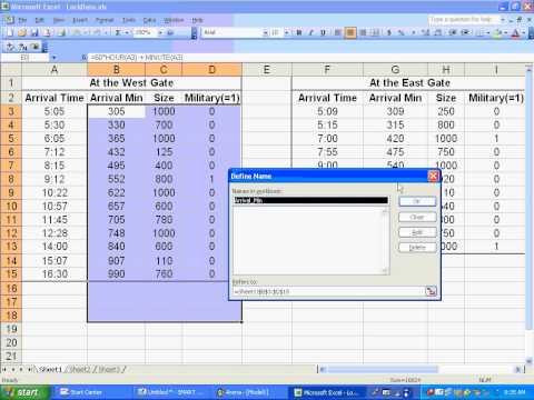 List of discrete event simulation software