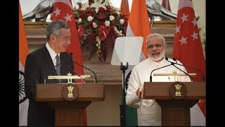 Thinking global, acting East; Narendra Modi heads to Singapore for Shangri La dialogue