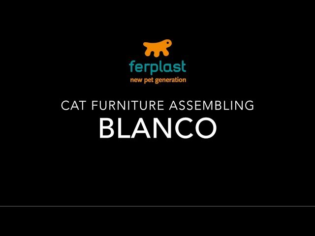 Ferplast - BLANCO: Assembling
