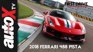 Ferrari 488 Pista Review | First Drive| autoX