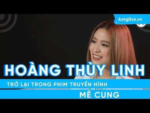"""Hoàng Thùy Linh và sự trở lại truyền hình trong phim """"Mê cung"""""""