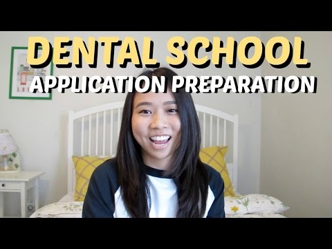 How to Prepare for the Dental School Application || Brittany Goes to Dental School