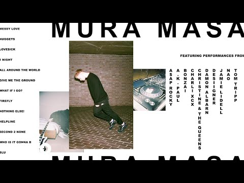 Mura Masa - Messy Love (Audio)