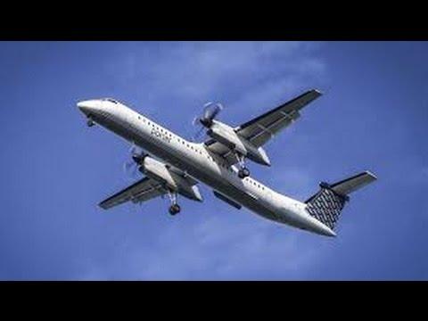 Porter Airlines BOS To YTZ - Toronto Island Billy Bishop Airport