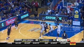 02/08/2014 West Virginia vs Kansas Men