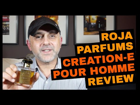 Roja Parfums Creation-E (Enigma) Pour Homme Parfum Review + Full Bottle USA Giveaway