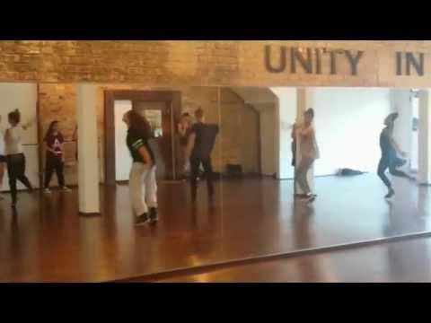 Alyson Stoner w/ Randi Fleckenstine   Workshop & Master Class   Millennium SLC