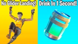 10 FORTNITE GLITCHES YOU DIDN'T KNOW EXISTED (except for number 1 lol)