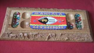 Mancala - The African stone game