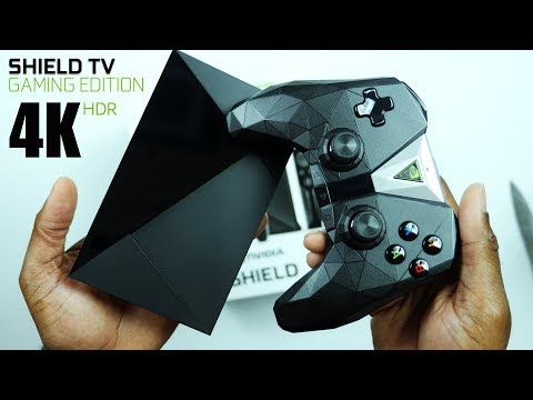 NVIDIA SHIELD TV GAMING EDITION - 4K BEAST HONEST REVIEW Mid 2019
