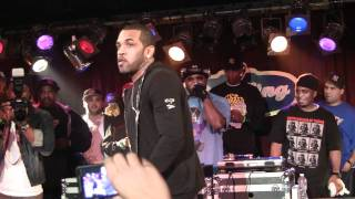 Pound 4 Pound DVD Presents: Styles-P brings out Lloyd Banks Live At B.B.Kings