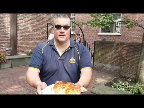 North End Pizza Tour In Boston