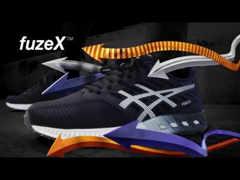 ASICS fuzeX™ Shoes: Run On Impulse
