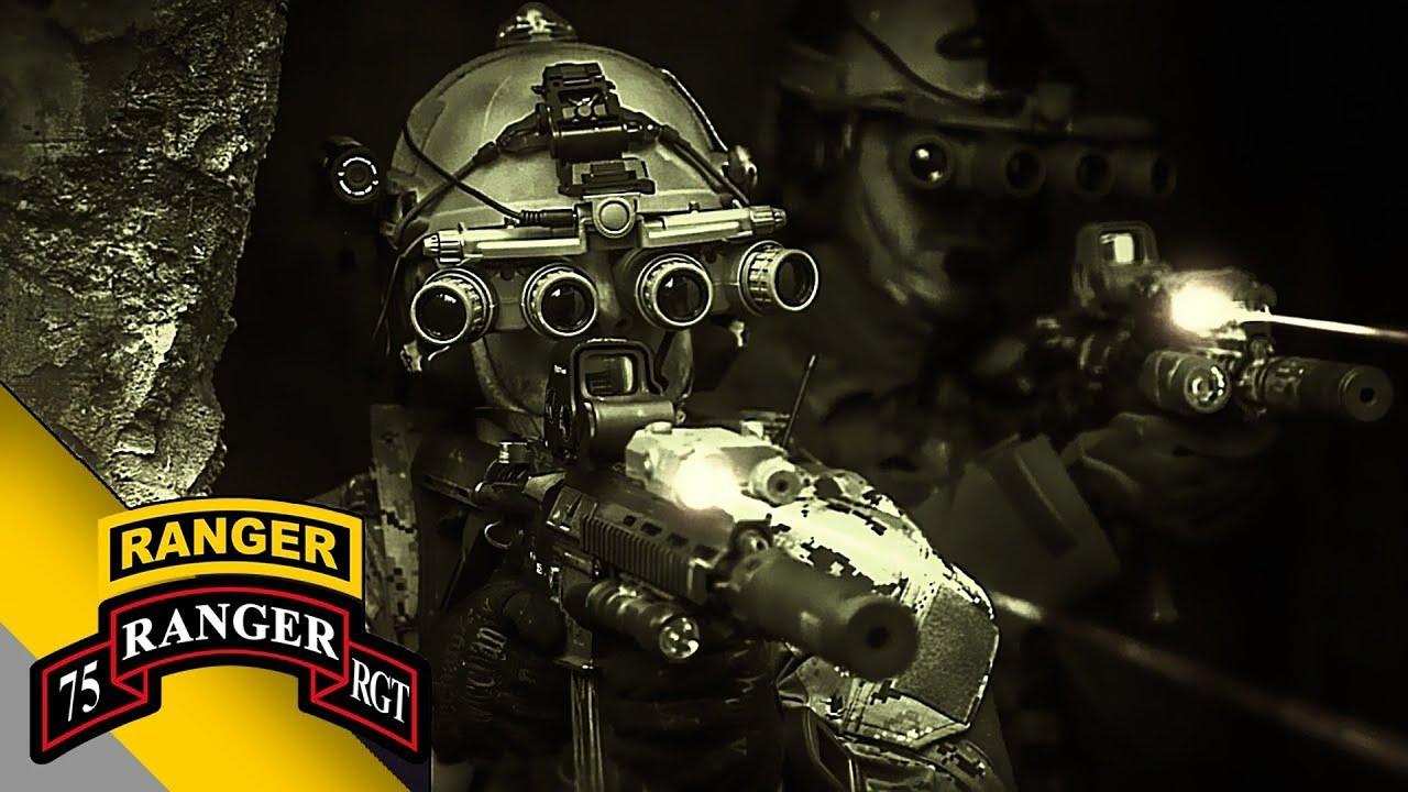 "75th Ranger Regiment - ""Night Riders"" | Military Motivation"
