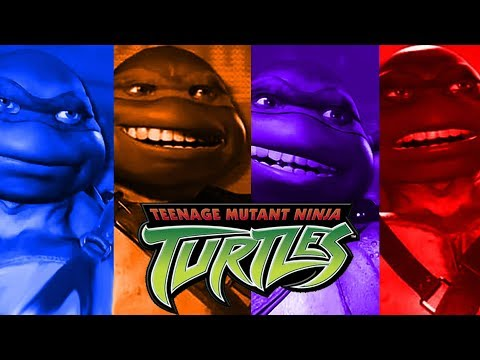 Injustice 2 - Teenage Mutant Ninja Turtles (2003 intro)