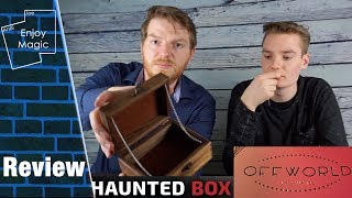 Haunted Box (Joao Miranda) & Off World (JP Vallarino) || Enjoy Magic Review