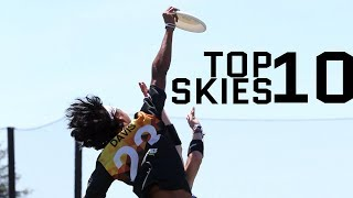 Top 10 Sky Grabs From 2017 AUDL Season