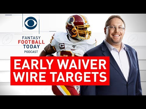 WAIVER WIRE Targets, Pickups for Week 15   2019 Fantasy Football Advice   Fantasy Football Today