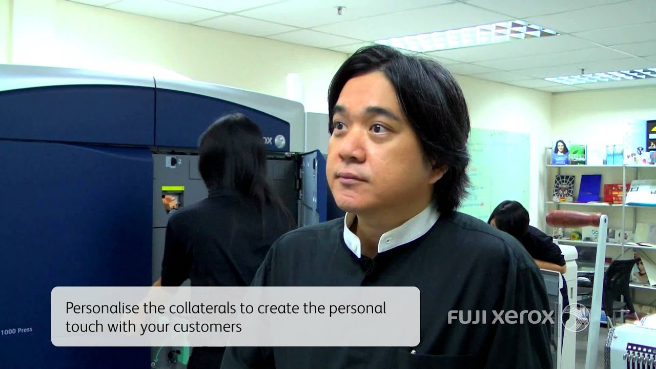 an introduction to the history of fuji xerox singapore