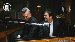 Robbie Williams | Merry Xmas Everybody ft. Jamie Cullum (Official Video)