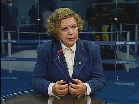 Senadora Lúcia Vânia analisa governo Temer e sua relação com o Congresso