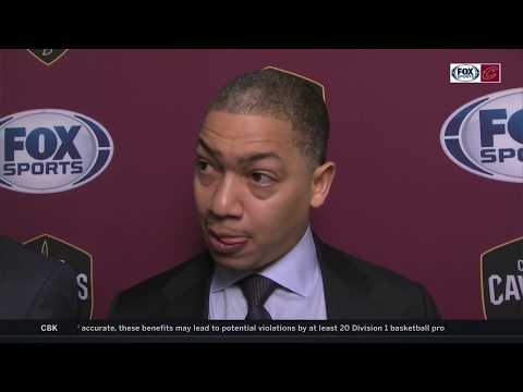 Tyronn Lue postgame comments on immediate impact of new Cavs players