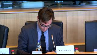 Hearing on NSA surveillance in European Parliament 5 Sept 2013 (Highlights)