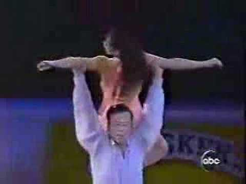 Shen and Zhao 2004 Worlds Exhibition