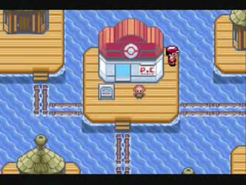 how to get surf and dive in pokemon emerald