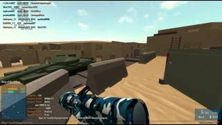 Roblox| Phantom Forces|rank 68 (nearly 69)