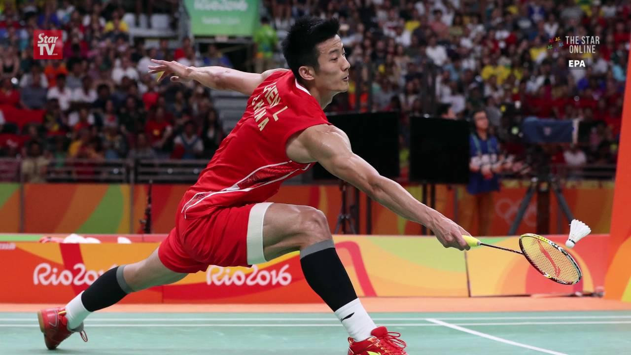 Rio 2016 Chen Long beat Chong Wei to gold