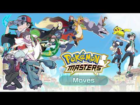 How to Play Pokémon Masters | Moves