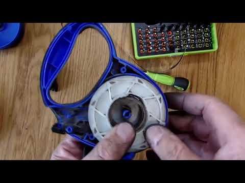 Набор отверток с пасатижами минимальный инструмент для ремонта поводка рулетки