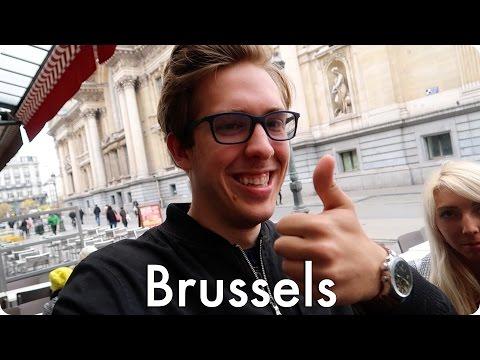 So I was in Belgium | Evan Edinger Travel