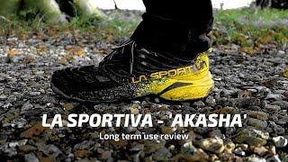 la sportiva akasha review