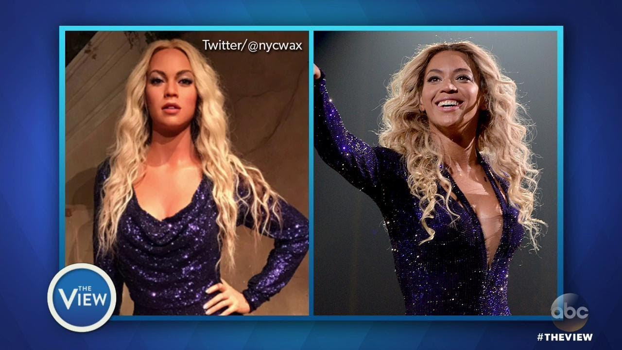 beyonce-s-wax-figure-whitewashed-the-view