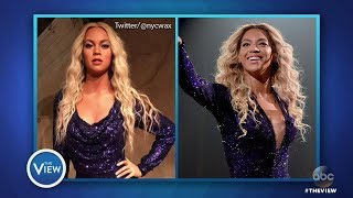 Beyonce's Wax Figure Whitewashed? | The View